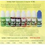 Pimp - Cannabis flavoured e-liquids