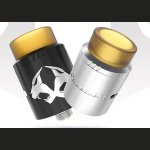 RDAs (Rebuildable dripping atomizers)