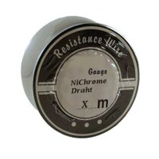 Ni-Chrome-resistance wire for rebuildable atomizers in various lengths and diameters